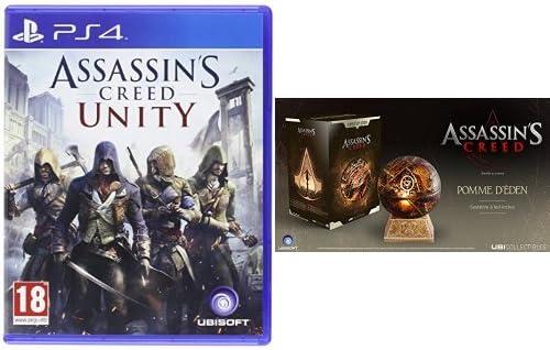 Assassins Creed: Unity + Assassins Creed Movie Réplica Fruto Del ...