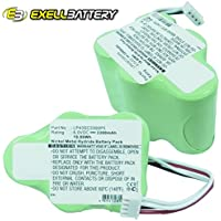 2x 6.0V Battery Replaces ECOVACS LP43SC3300P5 HOOVER 35601130 FAST USA SHIP