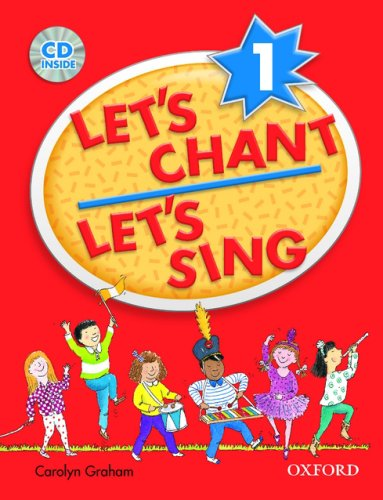 (Let's Chant, Let's Sing Book 1 w/ Audio CD (Let's Go / Oxford University Press))