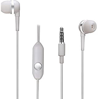 apple earbuds amazon. audist sx-3511 earphones with inline universal microphone and 1-button call for all apple earbuds amazon e