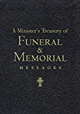 A Minister's Treasury of Funeral and Memorial Messages