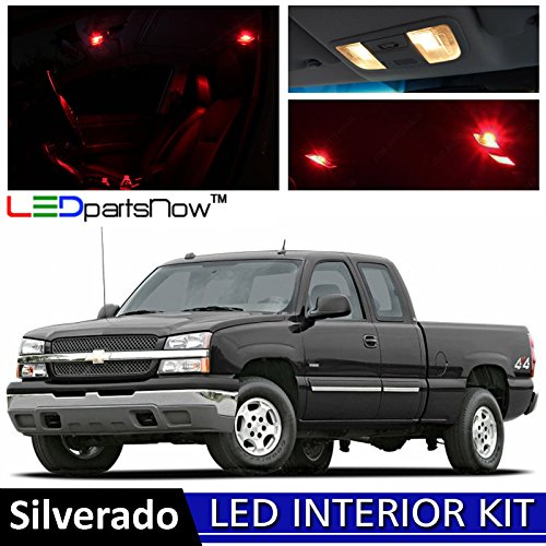 Gm Interior Led Lights - 9