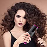 Cordless Automatic Hair Curler,Glynee