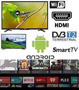 Arielli 32DN6T2S - Televisor de 32