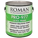 Roman 010301 PRO-977 1 gal Ultra-Prime Pigmented Wallpaper Primer