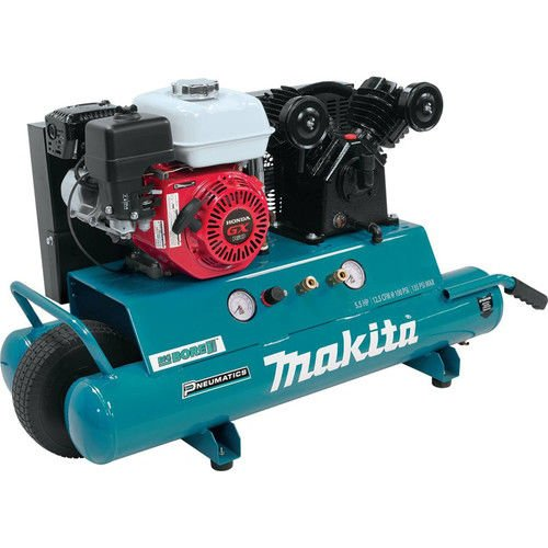 Makita MAC5501GR 5.5 HP 10 Gallon Oil-Lube Gas Air for sale  Delivered anywhere in USA