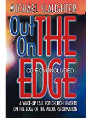 Out on the Edge: A Wake-Up Call for Church Leaders on the Edge of the Media Reformation Book with CDROM