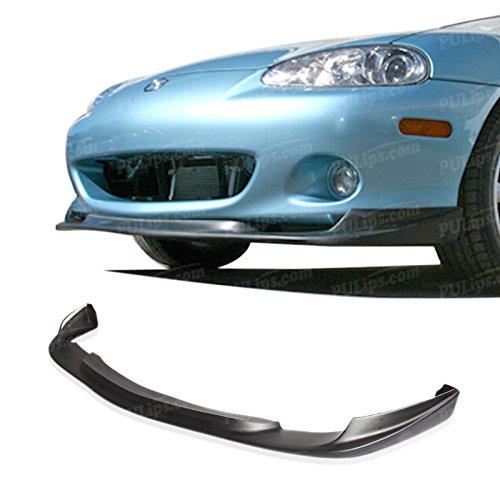 PULIps MZMT01GVFAD - GV Style Front Bumper Lip For Mazda Miata 2001-2005 - 2001 Lip