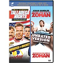 Talladega Nights: The Ballad of Ricky Bobby / You Don't Mess with the Zohan - Set Bilingual