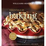 WILLIAMS - SONOMA ESSENTIALS OF BAKING ( REVISED EDITION )