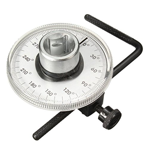 Angle Torque Wrench - Torque Wrench Drive - 1/2 inch Drive Angle Torque Wrench Measure Car Gauge Tool Set Adjustable ( Torque Wrench Tool ) by Unknown (Image #4)