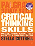 Book cover for Critical Thinking Skills: Developing Effective Analysis and Argument