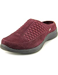 Ryka Shearling Vamp Slip-on Clog W Clogs Women