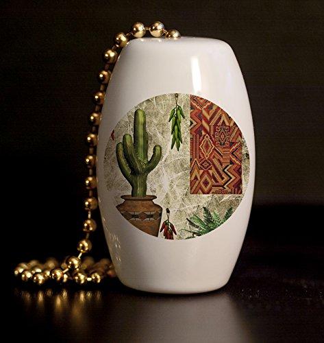 cene Porcelain Fan / Light Pull (Scene Porcelain Mug)