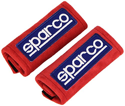 (Sparco 01099RS Belt (Pad Mini Red) )