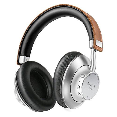 AudioMX V4.1 Bluetooth Stereo Headphones, Wireless...