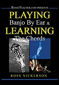 Playing Banjo by Ear & Learning the Chords DVD