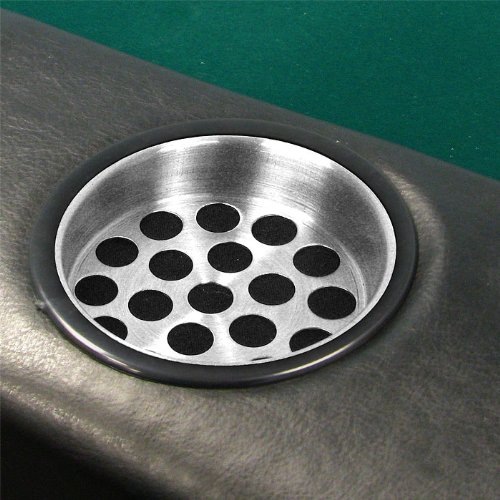 Trademark Poker Stainless Steel Ash Tray Screen