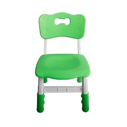 Amazon.com: XUERUI Furniture Chair Stools Seat Children\'s ...