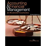 Accounting and Financial Management for Residential Construction, 5th Edition