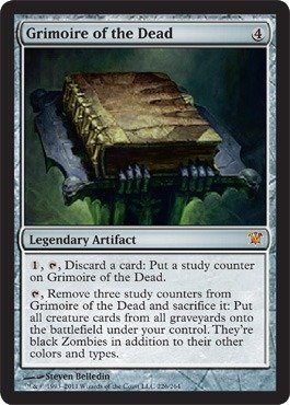 Magic: the Gathering - Grimoire of the Dead - Innistrad