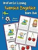 Ordforråd Läsning Svenska Engelska Barn Bok: öka ordförråd test svenska engelsk børn (Svenska tvåspråkig ordförråd barn) (Swedish Edition)