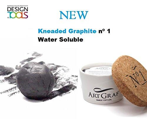 Viarco : ArtGraf Drawing Putty No.1 : 450g : With Ceramic Jar N1-450