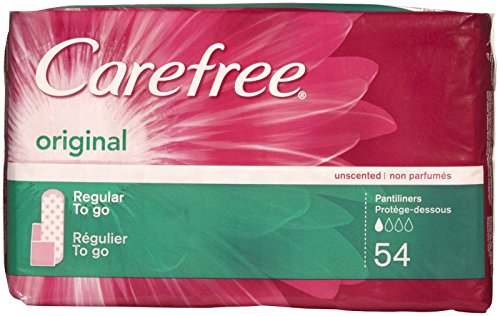 carefree-originalregular-to-go-pantiliners-unscented-with-baking-soda-54-ct