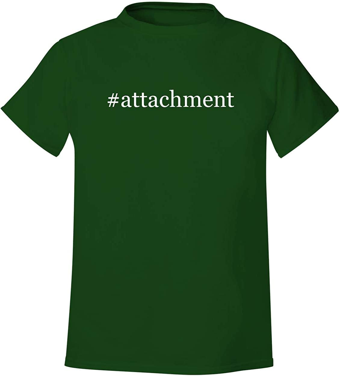 #attachment - Men's Hashtag Soft & Comfortable T-Shirt