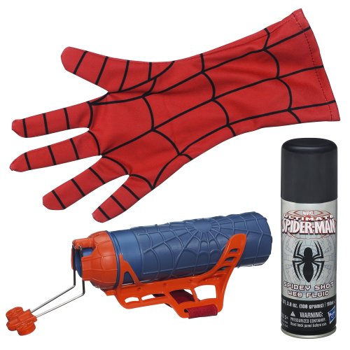 Marvel Ultimate Spider-Man - Mega Blaster Web Shooter (1 1 Web)