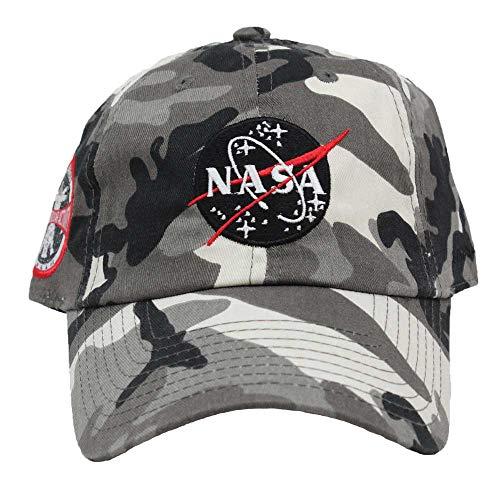 FIELD GRADE Skylab NASA Hat Special Edition Patch (EVA P51 Camo)