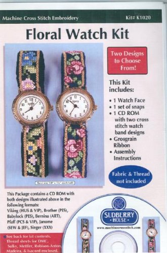Sudberry House Floral Watch Kit -