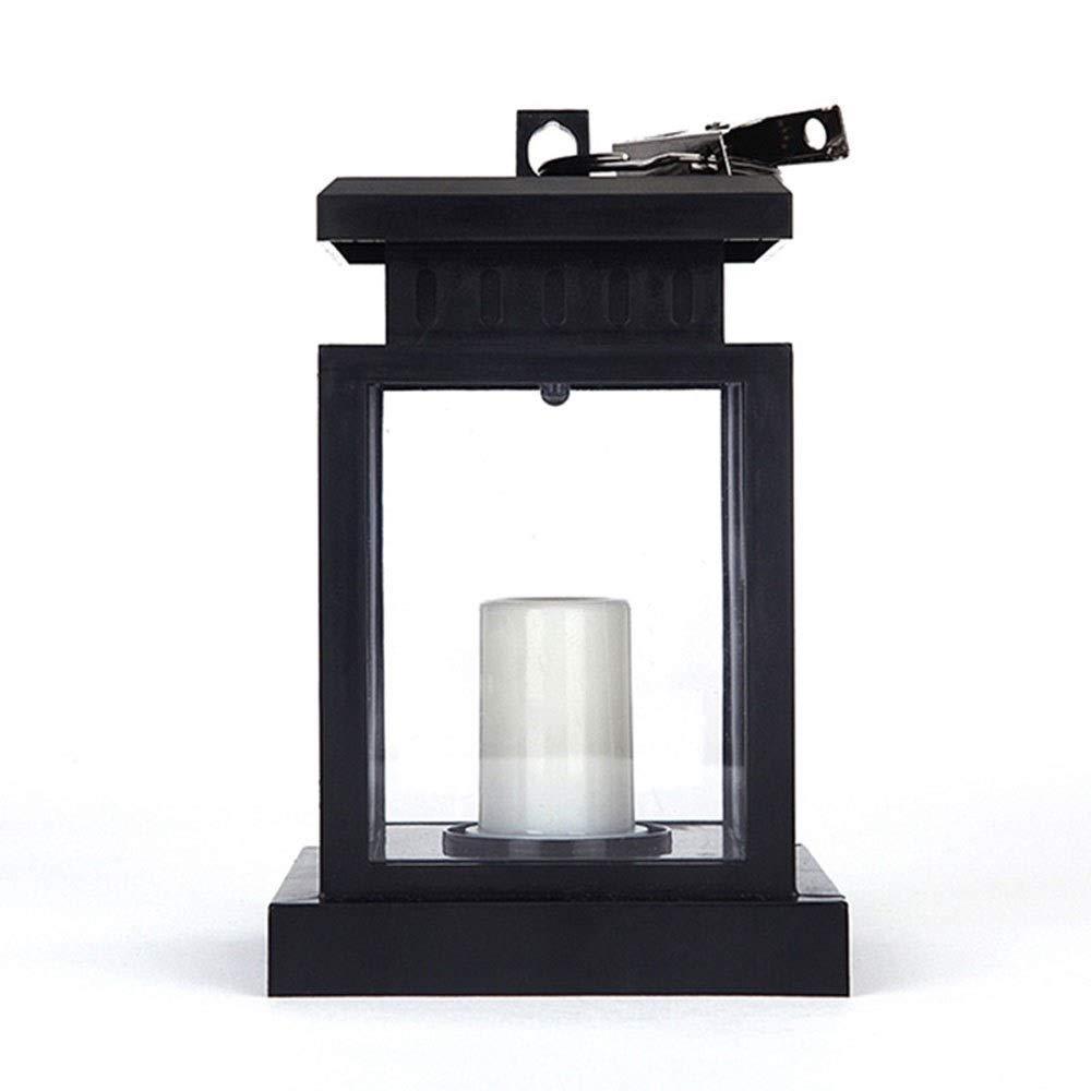 OLT -Garden light Outdoor Solar Garden Lantern LED Candle Light Umbrella Light Table Light Torch Light Lawn Light