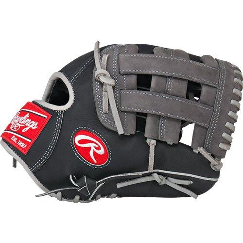 "Rawlings Heart of The Hide Dual Core Series Baseball Gloves, 11.75"""
