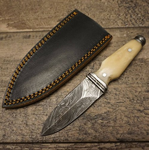 HTS-400b Bone BOOT KNIFE / 3