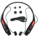 eCosmos HBS-730S Bluetooth Stereo Headset HBS 730S Wireless Bluetooth Mobile Phone Headphone Earpod Sport Earphone with call functions