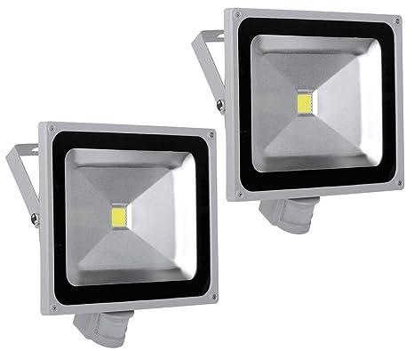 LED Fluter Außenleuchte Objektbeleuchtung Innenbeleuchtung IP65 10W-100W