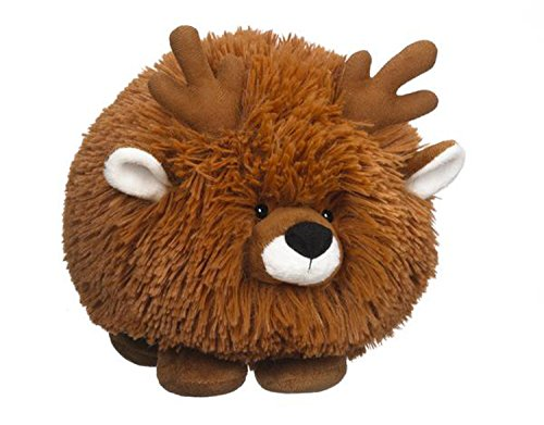 ndeer Stuffed Plush Toy by Ganz ()