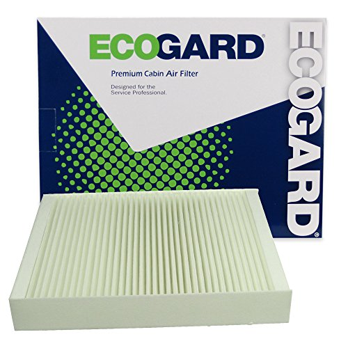 ECOGARD XC36154 Premium Cabin Air Filter Fits Chevrolet Cruze, Malibu, Sonic / Cadillac SRX / Buick LaCrosse, Encore, Verano / Chevrolet Trax, Spark / Buick Regal / Chevrolet Cruze Limited, Volt