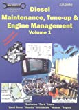 img - for Diesel Maintenance, Tune-up and Engine Management, Volume 1-EP.D050 book / textbook / text book