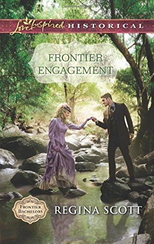 Frontier Engagement (Frontier Bachelors) by Love Inspired