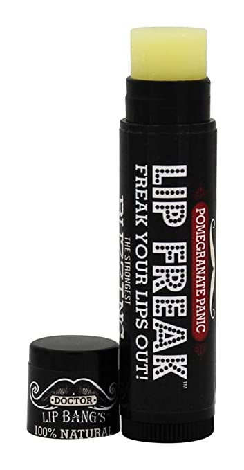 Dr. Lip Bangs - 100% Natural Lip Freak Tint Lip Balm Sweet Villain Berry - 0.15 oz. (pack of 1) StriVectin LABS Nourishing Multivitamin Cream Age-Fighting Defense Treatment 1.7 Fl Oz.