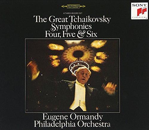 tchaikovsky symphonies ormandy - 2