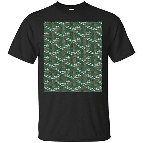 goyard-shirt-xl-black