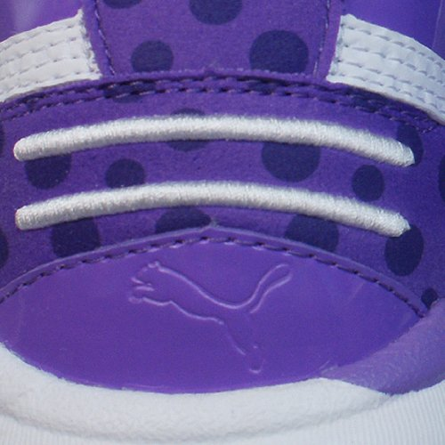 Puma Ftr Slipstream Lt Fluo femmes Cuir chaussures / Chaussures - Purple