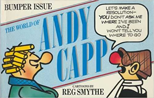 The World Of Andy Capp Bumper Issue 1986 Reg Smythe 9780859394925