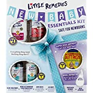 Little Remedies New Baby Essentials Kit, Baby Gift Set, Single Box