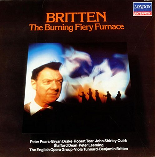 Burning Fiery Furnace - Britten -the Burning Fiery Furnace