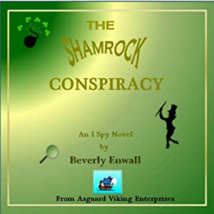 The Shamrock Conspiracy Audiobook