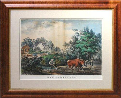 - American Farm Scenes